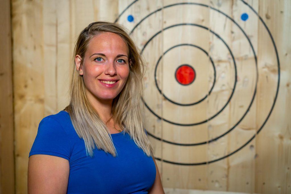 Joëlle van der Pol - The Team Building