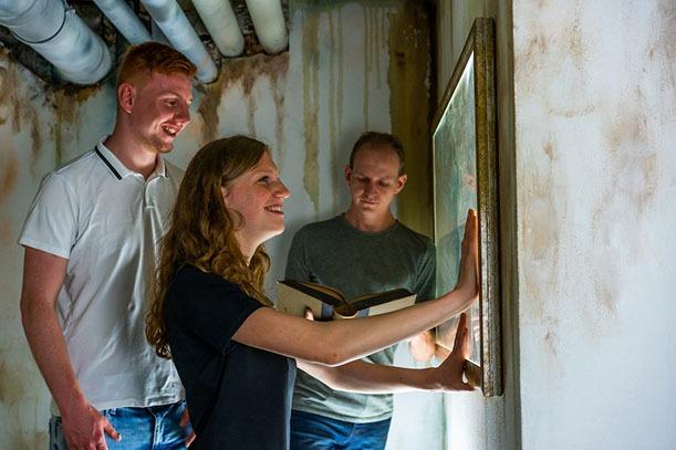 The Team Building - Escape room - De Verzetsgroep