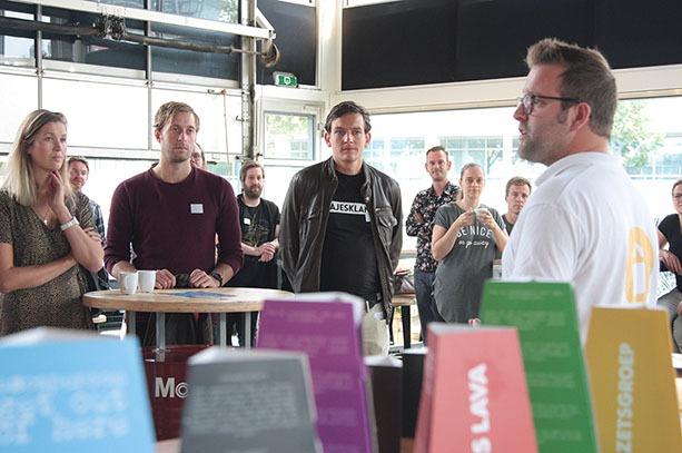 The Team Building - Zakelijk - Events